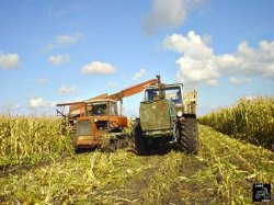 На защите фермерства